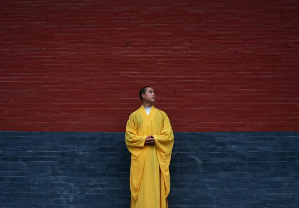 余白「Warrior Monks Of Shaolin Temple」:写真・画像(13)[壁紙.com]