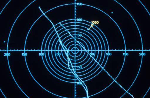 Military「Radar screen」:スマホ壁紙(3)