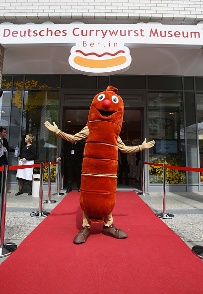 Tomato Sauce「Currywurst Museum Opens In Berlin」:写真・画像(10)[壁紙.com]