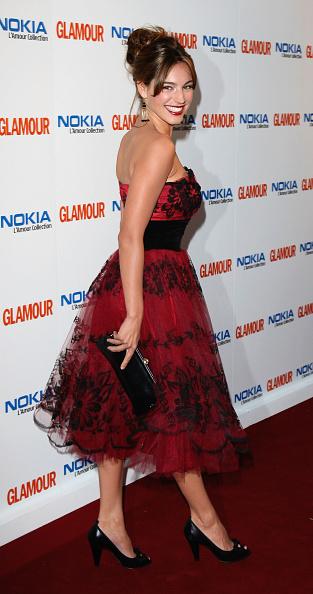 MJ Kim「Glamour Awards 2007 - Arrivals」:写真・画像(1)[壁紙.com]