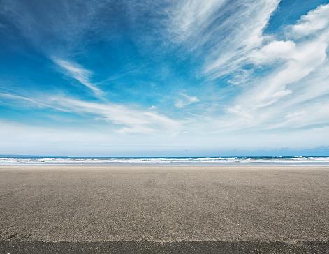Sea「Ocean parking lot」:スマホ壁紙(2)