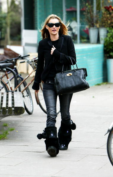 Skinny Pants「Kate Moss Out In Notting HIll」:写真・画像(3)[壁紙.com]