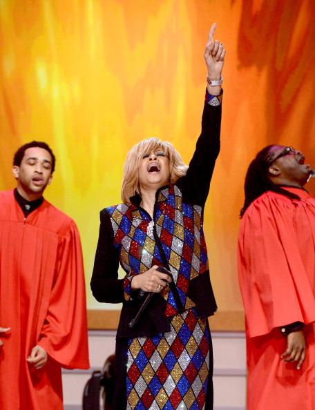 Diamond Pattern「BET Celebration of Gospel 2013 - Show」:写真・画像(15)[壁紙.com]