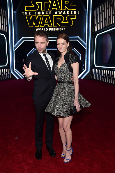 "スター・ウォーズ・シリーズ「Premiere Of ""Star Wars: The Force Awakens"" - Red Carpet」:写真・画像(8)[壁紙.com]"