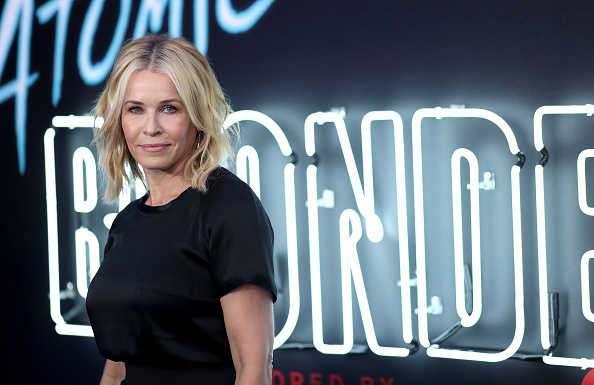 USA「Premiere Of Focus Features' 'Atomic Blonde' - Arrivals」:写真・画像(8)[壁紙.com]