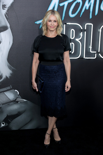 USA「Premiere Of Focus Features' 'Atomic Blonde' - Arrivals」:写真・画像(7)[壁紙.com]