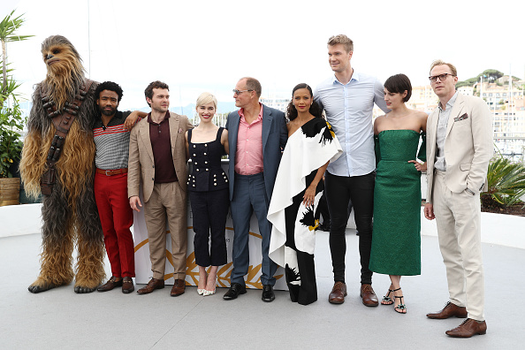 """Tristan Fewings「""""Solo:  A Star Wars Story"""" Photocall - The 71st Annual Cannes Film Festival」:写真・画像(0)[壁紙.com]"""