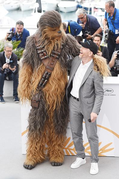 スター・ウォーズ・シリーズ「Solo: A Star Wars Story' Official Photocall At The Palais Des Festivals During The 71st International Cannes Film Festival」:写真・画像(3)[壁紙.com]