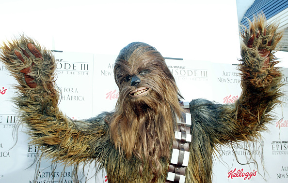 "Arrival「""Star Wars Episode III - Revenge Of The Sith"" Los Angeles Premiere - Arrivals」:写真・画像(3)[壁紙.com]"