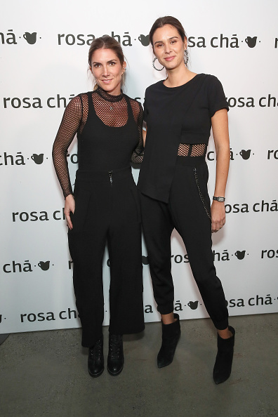 Astrid Stawiarz「Rosa Cha - Front Row - February 2019 - New York Fashion Week: The Shows」:写真・画像(0)[壁紙.com]