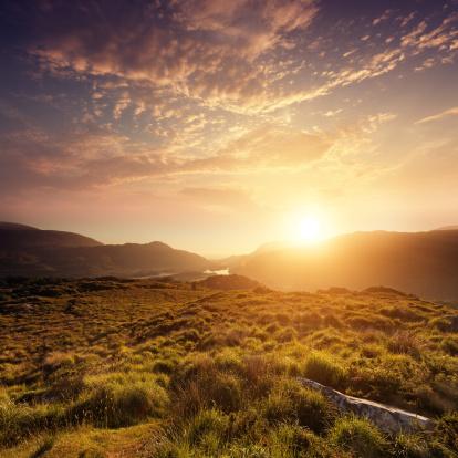 Ring of Kerry「Summer sunrise」:スマホ壁紙(19)
