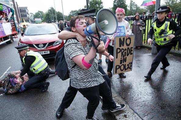 Glasgow - Scotland「Nicola Sturgeon Opens Glasgow Pride」:写真・画像(12)[壁紙.com]