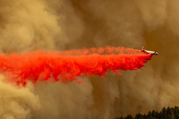 Weather「Bobcat Fire Burns East Of Los Angeles」:写真・画像(5)[壁紙.com]