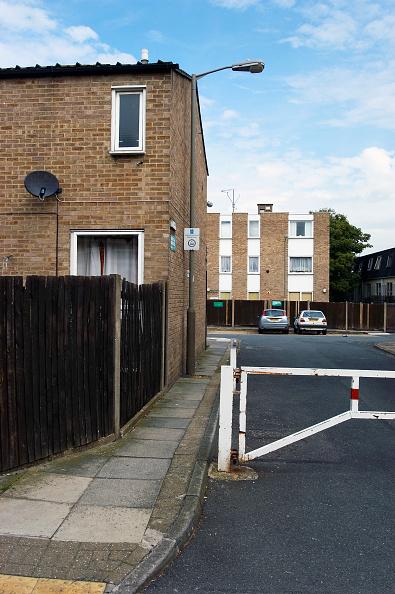 Brick Wall「Council estate, London」:写真・画像(17)[壁紙.com]