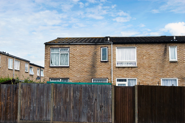 Brick Wall「Council estate, London」:写真・画像(7)[壁紙.com]