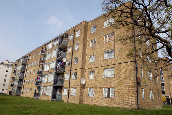 Housing Project「Council estate housing in Clapham, Southwest London, United Kingdom」:写真・画像(19)[壁紙.com]