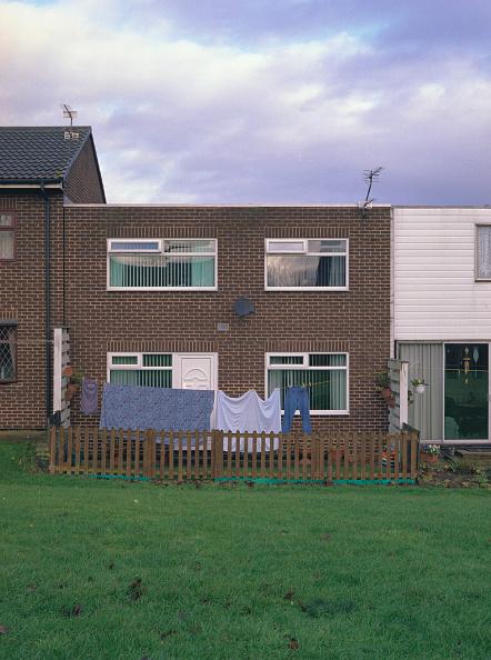 Brick Wall「Council estate, yorkshire」:写真・画像(7)[壁紙.com]