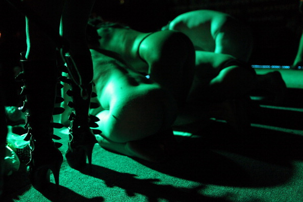 Domination「Mistresses And Fetishists Gather At Annual DomCon Convention」:写真・画像(1)[壁紙.com]