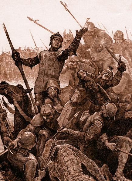 Battle「Richard III by William Shakespeare.  Act V. Scene 4」:写真・画像(13)[壁紙.com]