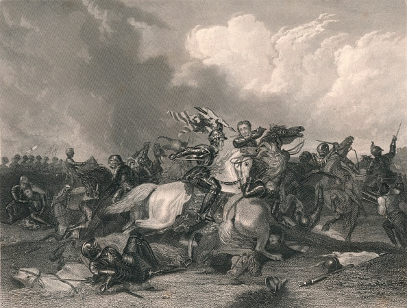 King - Royal Person「Richard Iii And The Earl Of Richmond At The Battle Of Bosworth」:写真・画像(15)[壁紙.com]