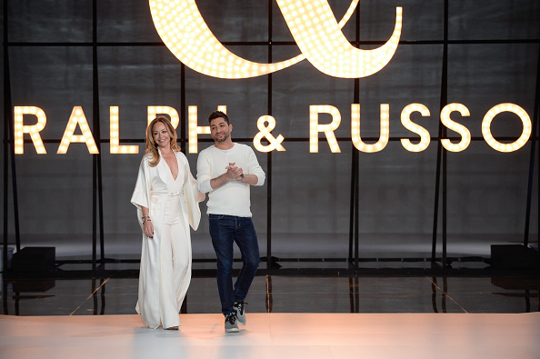 Ralph and Russo「Ralph & Russo : Runway - Paris Fashion Week - Haute Couture Spring Summer 2019」:写真・画像(14)[壁紙.com]