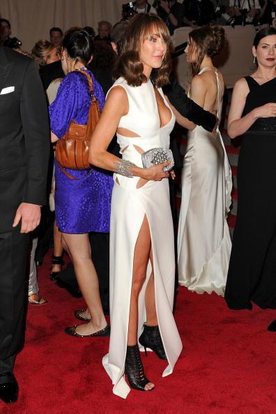 "Clutch Bag「""American Woman: Fashioning A National Identity"" Met Gala - Arrivals」:写真・画像(12)[壁紙.com]"