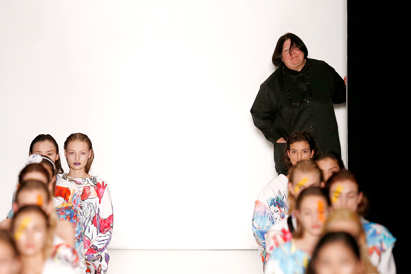 Gratitude「Tatyana Parfionova : Mercedes-Benz Fashion Week Russia S/S 2014」:写真・画像(10)[壁紙.com]