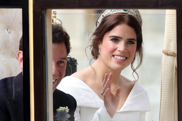 Princess Eugenie「Princess Eugenie Of York Marries Mr. Jack Brooksbank」:写真・画像(16)[壁紙.com]