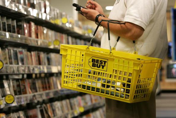 DVD「Quarterly Earnings Drop Forecast Lowered At Best Buy」:写真・画像(19)[壁紙.com]