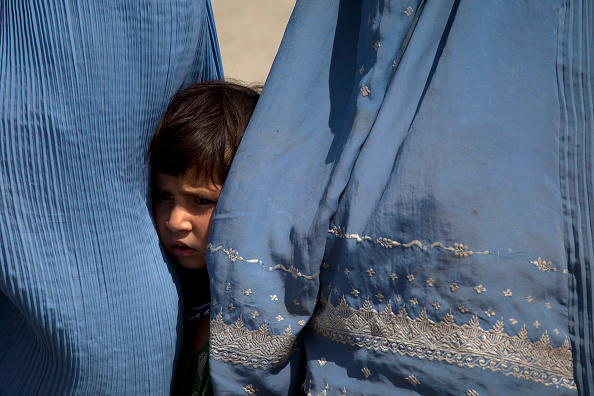 Spice「Afghan Widows Still Receiving Monthly Rations From CARE」:写真・画像(0)[壁紙.com]