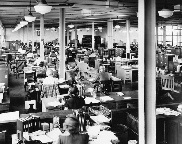 沢山の物「Busy office」:写真・画像(0)[壁紙.com]