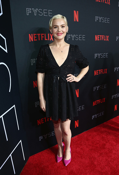 Hot Pink「Netflix FYSEE Kick-Off Event - Red Carpet」:写真・画像(4)[壁紙.com]