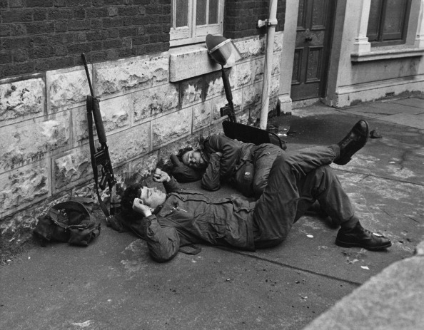 20th Century「British Troops In Northern Ireland」:写真・画像(0)[壁紙.com]