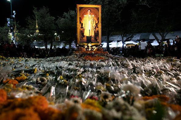 タイ王国「Thailand Continues To Grieve For Its Late King」:写真・画像(18)[壁紙.com]