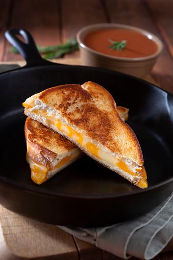 Monterey Jack Cheese「Grilled Cheese Sandwich」:スマホ壁紙(6)