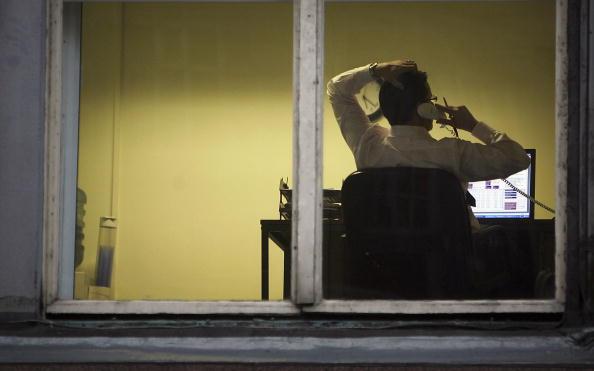 Office「Winter Blues Beckon As Daylight Hours Foreshorten」:写真・画像(5)[壁紙.com]