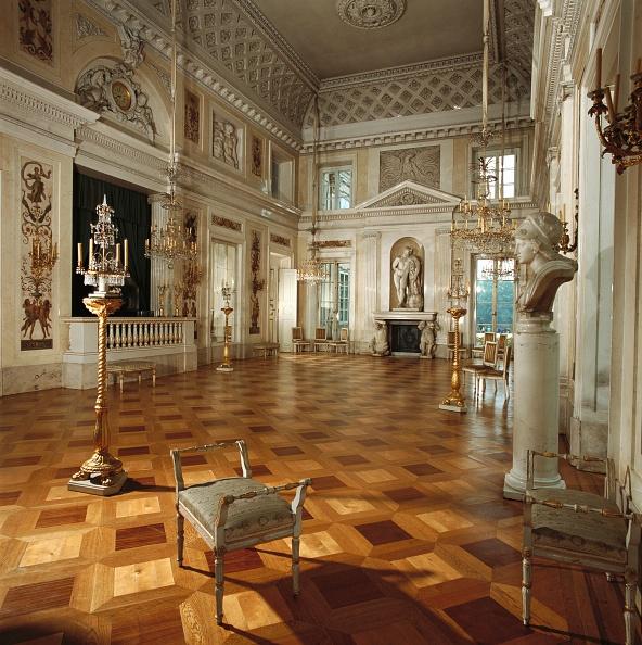 Ballroom「Castle Lazienki」:写真・画像(4)[壁紙.com]
