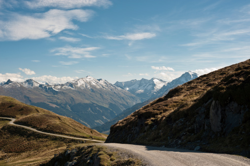 Austria「Alpin Mountain Road Hohe Tauern」:スマホ壁紙(13)