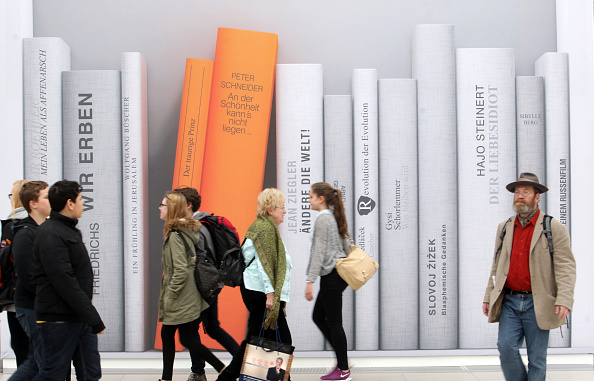 Leipzig Book Fair「Leipzig Book Fair 2015」:写真・画像(4)[壁紙.com]