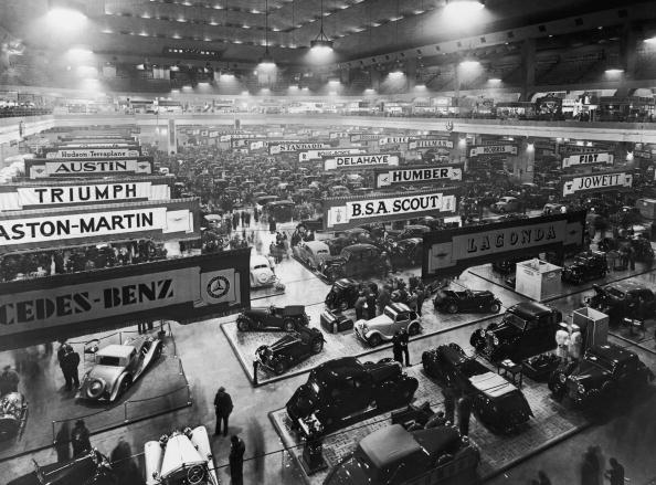 Earls Court「1937 Motor Show」:写真・画像(11)[壁紙.com]
