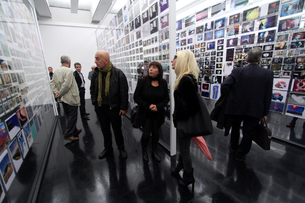 Macrophotography「5th International Rome Film Festival: Exhibitions Press Preview and Opening At MACRO Museum」:写真・画像(13)[壁紙.com]