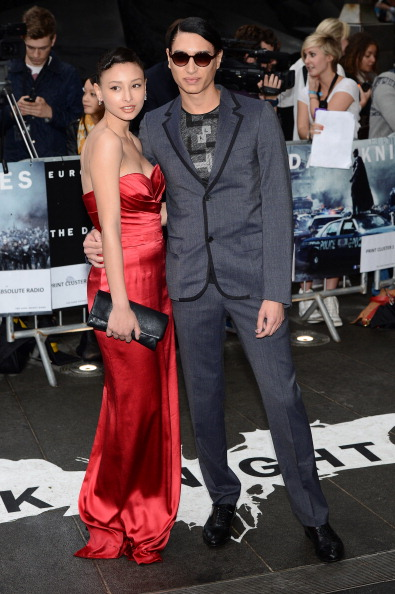 Ian Gavan「The Dark Knight Rises - European Premiere」:写真・画像(7)[壁紙.com]