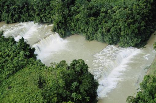 Agua Azul Cascades「Agua Azul Waterfalls, Chiapas」:スマホ壁紙(3)