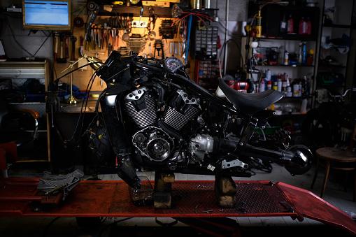 Motorcycle「Motorcycle engine」:スマホ壁紙(15)