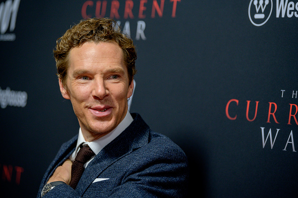"Benedict Cumberbatch「""The Current War"" New York Premiere」:写真・画像(5)[壁紙.com]"