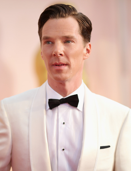 Benedict Cumberbatch「87th Annual Academy Awards - Red Carpet」:写真・画像(6)[壁紙.com]