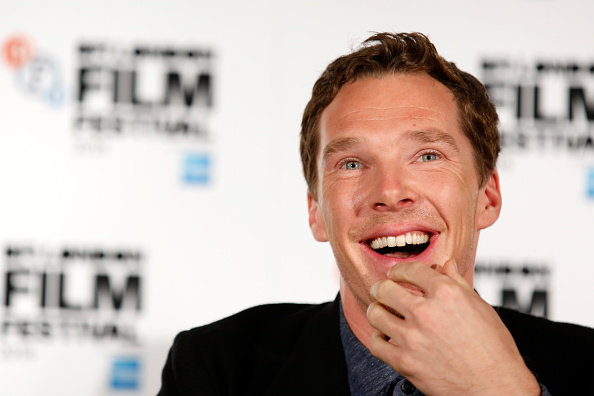 "Benedict Cumberbatch「""The Imitation Game"" - Press Conference - 58th London Film Festival」:写真・画像(12)[壁紙.com]"