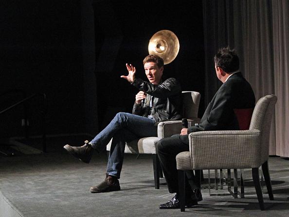 Pacific Design Center「BAFTA LA Behind Closed Doors With Benedict Cumberbatch」:写真・画像(11)[壁紙.com]