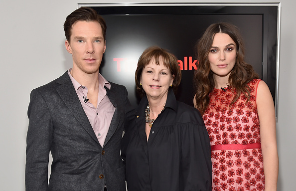 """Paley Center for Media - Los Angeles「The New York Times' Timestalks & TIFF In Los Angeles' Presents """"The Imitation Game""""」:写真・画像(12)[壁紙.com]"""