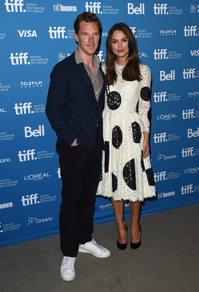 "39th Toronto International Film Festival「""The Imitation Game"" Press Conference - 2014 Toronto International Film Festival」:写真・画像(18)[壁紙.com]"